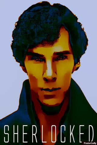 Brand New Designs, Sherlock Artwork | Artist: Prashant Negi, - PosterGully