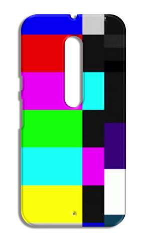 Beep screen Moto X Style Cases | Artist : Colored shadows