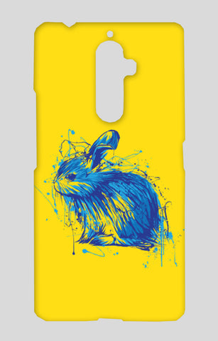 Rabbit Lenovo K8 Note Cases | Artist : Inderpreet Singh