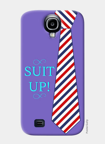 Suit Up - Barney Stinson - How I Met Your Mother  Samsung S4 Cases | Artist : safira mumtaz