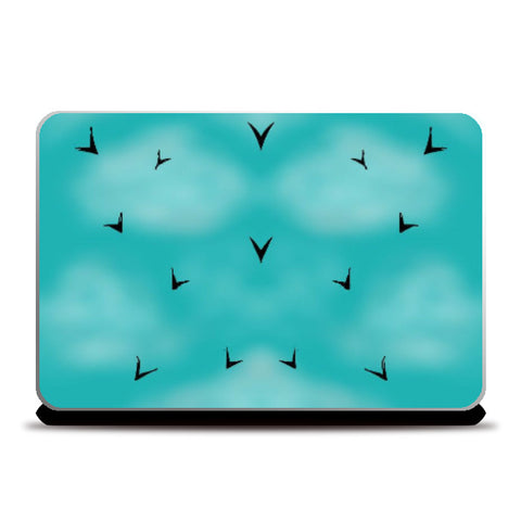 Laptop Skins, Free Birds Laptop Skins | Pratyasha Nithin, - PosterGully