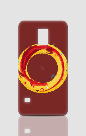 Samsung S5 Cases, Hobbit Maroon Samsung S5 Case | By Captain Kyso, - PosterGully