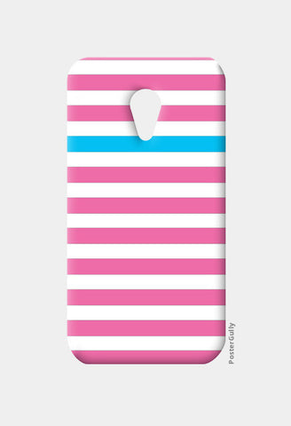 Happy Stripes 2 Moto G2 Cases | Artist : Vaishak Seraphim
