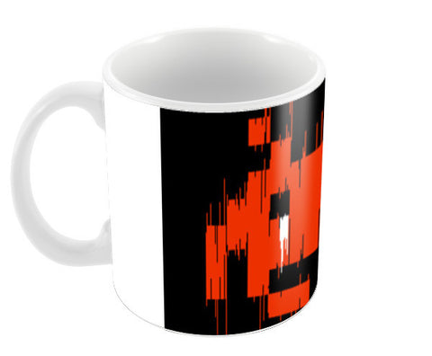 Spaceglitch Coffee Mugs | Artist : 8bitbaba