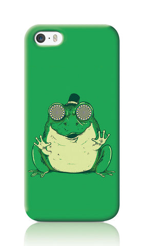iPhone Cases, Hynogenic Toad Green iPhone 5/5S Case | By Captain Kyso, - PosterGully