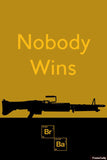 Brand New Designs, Nobody Wins Artwork | Artist: Vibhu Agrawal, - PosterGully - 1