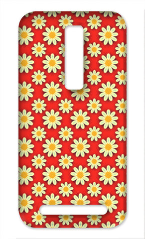 Sunflowers Asus Zenfone 2 Cases | Artist : Designerchennai