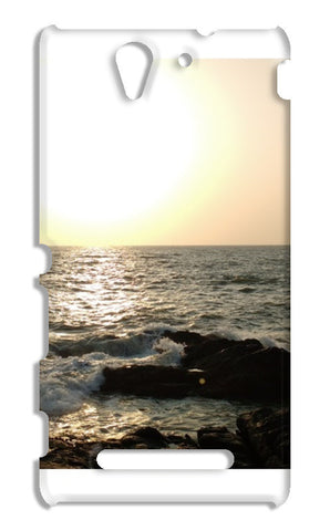 sea shine Sony Xperia C3 S55t Cases | Artist : BhagyaShri