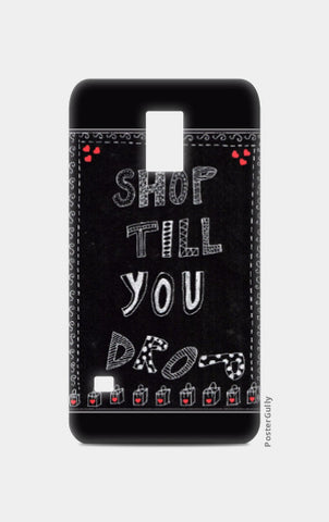 Samsung S5 Cases, Shop till you drop Samsung S5 Case | Artist: Janeesha, - PosterGully