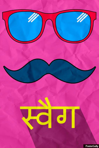 Brand New Designs, Swag Artwork | Artist: Vibhu Agrawal, - PosterGully