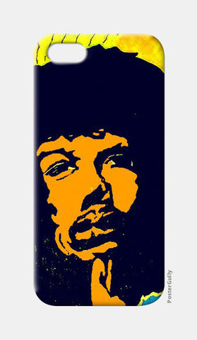iPhone 5 Cases, HENDRIX iPhone 5 Cases | Artist : akash biyani, - PosterGully