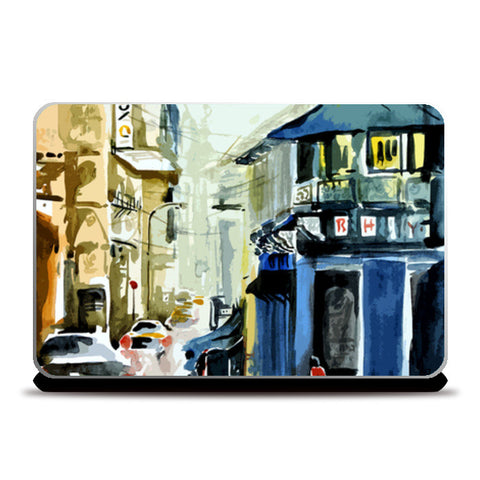 Laptop Skins, Pradeesh K Laptop Skins | Artist : Pradeesh K, - PosterGully