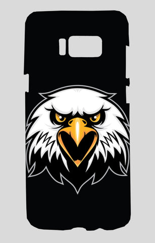 Mascot Head Of Eagle Samsung Galaxy S8 Cases | Artist : Inderpreet Singh
