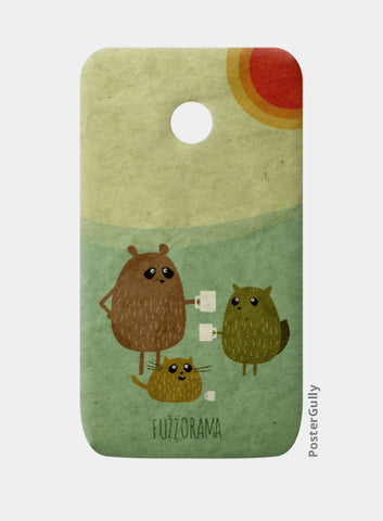 Moto E Cases, Coffee Break Moto E Case | Artist: Alessandro Formigoni, - PosterGully