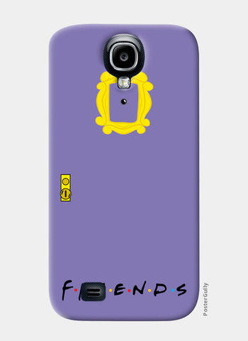 FRIENDS!!! Samsung S4 Cases | Artist : Naman Kapoor