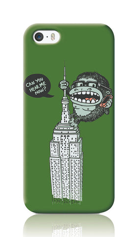 iPhone Cases, No Signal Green iPhone 5/5S Case | By Captain Kyso, - PosterGully