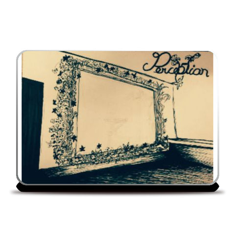 Laptop Skins, Perception Laptop Skin | Amrit Singh, - PosterGully