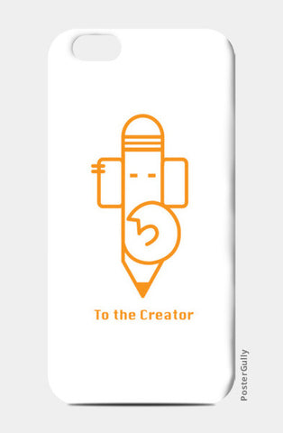 Ganesha The Creator iPhone 6/6S Cases | Artist : Pratik Doshi