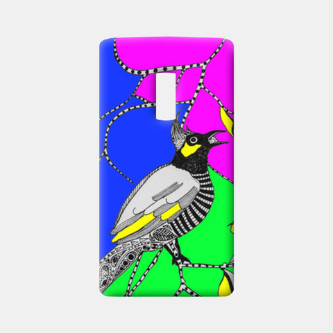 Father Bulbul One Plus Two Cases | Artist : Anjuri Jain
