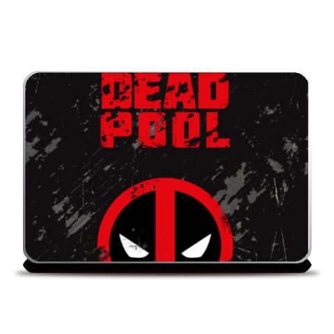 Laptop Skins, DeAdPoOl Laptop Skins | Artist : Gurmeet, - PosterGully