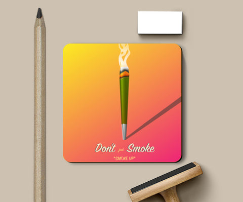 Coasters, Smoke Up Coasters | Artist : Pratyaksh Prajapati, - PosterGully