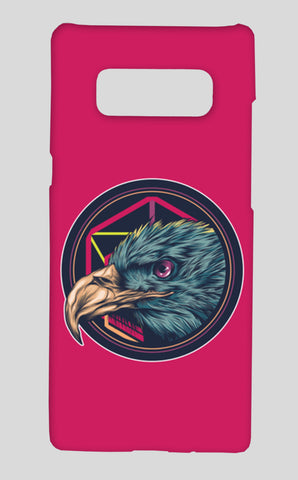 Eagle Samsung Galaxy Note 8 Cases | Artist : Inderpreet Singh