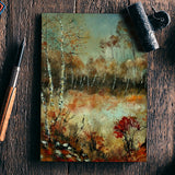 autumn 4566 Notebook | Artist : pol ledent