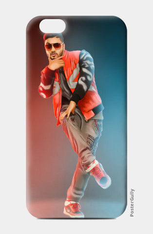 iPhone 6/6S Cases, Raftaar 3D iPhone 6/6S Cases | Artist : Vikram Ghattora, - PosterGully