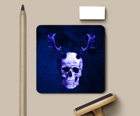Game of Horns Coasters | Artist : Tiny Dots