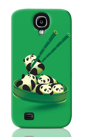 Samsung S4 Cases, Panda Dumplings Green Samsung S4 Case | By Captain Kyso, - PosterGully