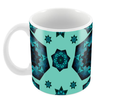 Low poly Patterns Coffee Mugs | Artist : Delusion