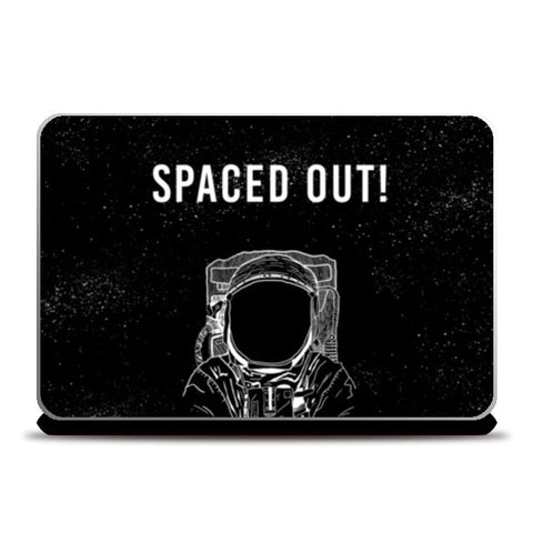SPACED OUT! Laptop Skins | Artist : DISHA BHANOT