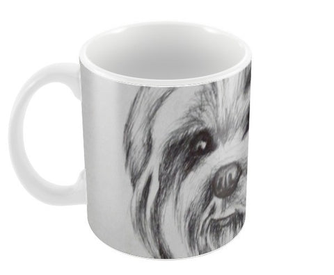baby dog Coffee Mugs | Artist : vandana kashyap