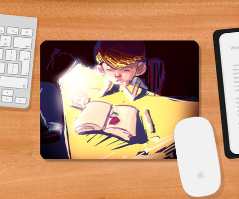 Mousepad, Lost in Love Mousepad | Rishi Singh, - PosterGully