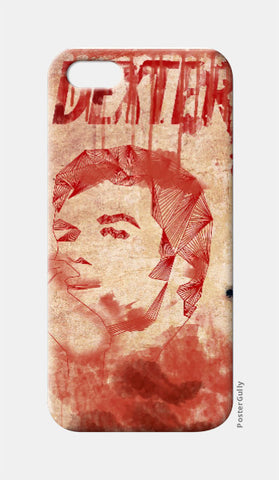 iPhone 5 Cases, DEXTER iphone 5 case | Aritra Sen, - PosterGully