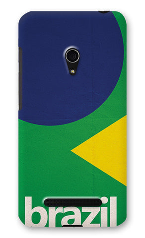 Brazil Soccer Team | Asus Zenfone 5 Cases