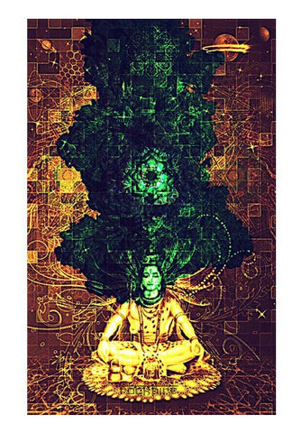 Shiva In, Shiva Out Art PosterGully Specials