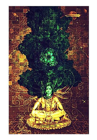 PosterGully Specials, Shiva in, Shiva out 2 Wall Art | Artist : Rockpire Designs, - PosterGully