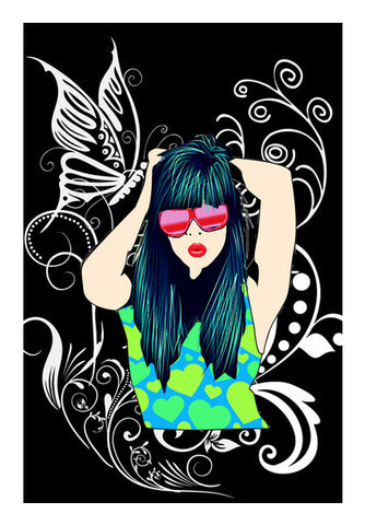 Dream Girl! Wall Art | Artist : Design_Dazzlers