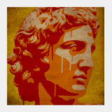Square Art Prints, Athena Square Art Prints | Artist : Durro Art, - PosterGully