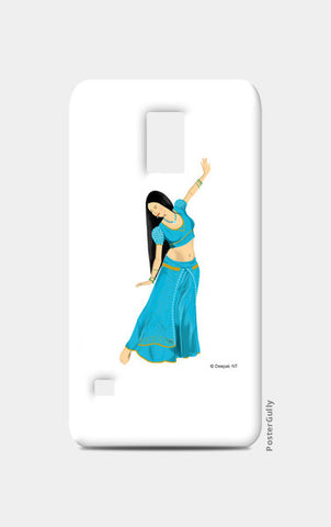 Samsung S5 Cases, Woman Dancing Samsung S5 Cases | Artist : Deepak NT, - PosterGully