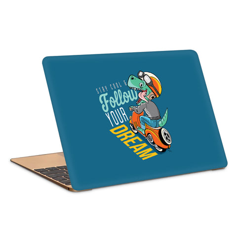 Cool Dinosaur Laptop Skin