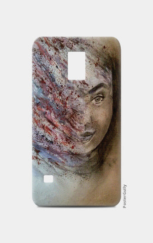 Samsung S5 Cases, Woman Abstract  Samsung S5 Cases | Artist : Sukanya Chakraborty, - PosterGully