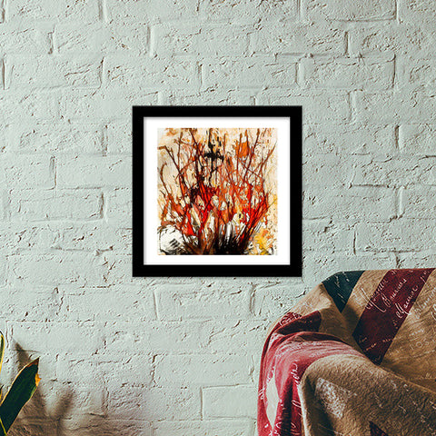 Premium Square Italian Wooden Frames, SWF Premium Square Italian Wooden Frames | Artist : Naren Inow, - PosterGully - 1