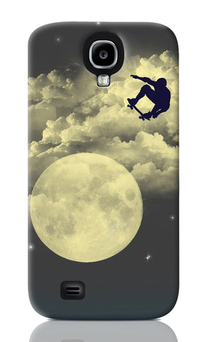 Samsung S4 Cases, Sky Is The Limit Blue Samsung S4 Case | By Captain Kyso, - PosterGully