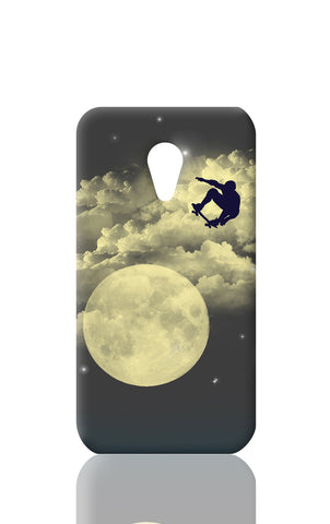 Moto G2 Cases, Sky Is The Limit Blue Moto G2 Case | By Captain Kyso, - PosterGully