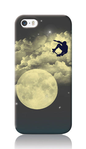 iPhone Cases, Sky Is The Limit Blue iPhone 5/5S Case | By Captain Kyso, - PosterGully