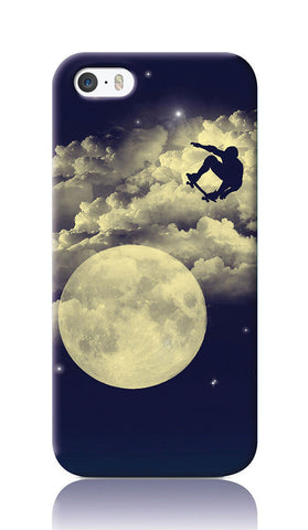 iPhone Cases, Sky Is The Limit Dark Blue iPhone 5/5S Case | By Captain Kyso, - PosterGully