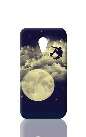 Moto G2 Cases, Sky Is The Limit Dark Blue Moto G2 Case | By Captain Kyso, - PosterGully