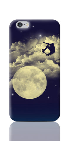 iPhone 6 / 6s Cases, Sky Is The Limit Dark Blue iPhone 6 / 6s Case | By Captain Kyso, - PosterGully